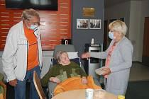 Příbuzní mohou od 25.5. za svými blízkými - pro návštěvy se otevřel i přerovský Domov pro seniory.