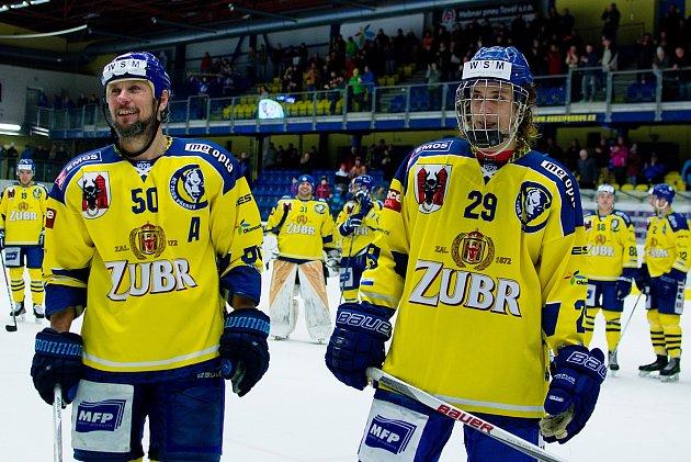 Karel Plášek starší a Karel Plášek mladší