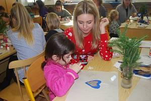 Vánoční salon ve Středisku volného času Atlas a Bios v Přerově.