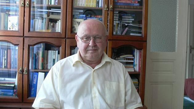 Majitel pekárny Vladimír Tiefenbach.