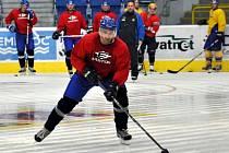 Hokejisté Přerova vyrazili na led