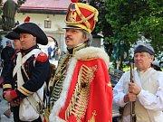 Dobytí dřevohostického zámku napoleonskou armádou