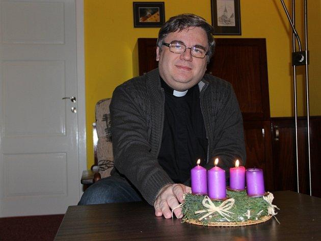 Přerovský farář Pavel Hofírek