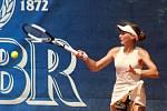 Turnaj ITF žen v Přerově s dotací 25 000 amerických dolarů. Denisa Hindová