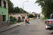 Škodova ulice bude vtěsném sousedství průpichu