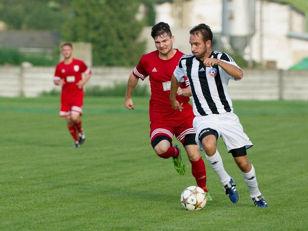 FC Želatovice - FC Kralice na Hané.