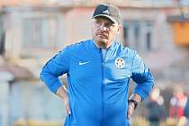 Trenér Kozlovic Roman Matějka