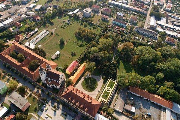 Dominanty Lipníku nad Bečvou zptačí perspektivy