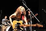 Americká hudebnice Janet Robin v Echu v Lipníku nad Bečvou