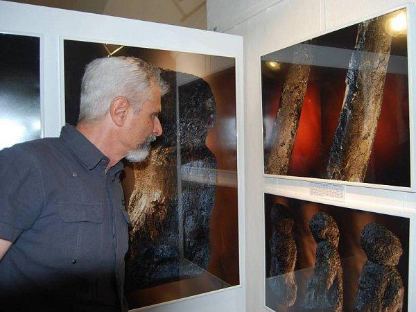 Významný český archeolog Jiří Svoboda