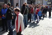 Předprodej vstupenek na nedělní zápas přerovských Zubrů s Prostějovem