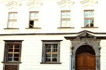 Korvínský dům na Horním náměstí v Přerově