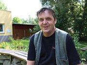 Známý přerovský mykolog Jiří Polčák