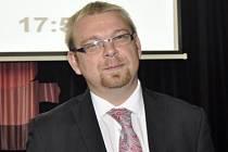 Přerovský radní Tomáš Navrátil