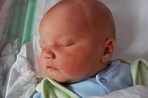 Lukášek Herčík, Přerov, narozen 20. prosince 2011 v Přerově, míra 53 cm, váha 4 290 g