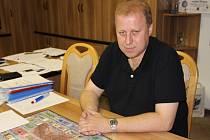 Radek Brázda - starosta Troubek
