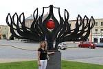 Výstava Kov ve městě v Lipníku nad Bečvou