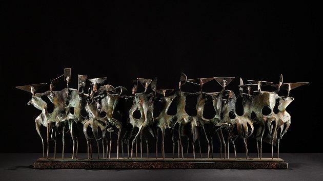 Výstava představí díla známého sochaře