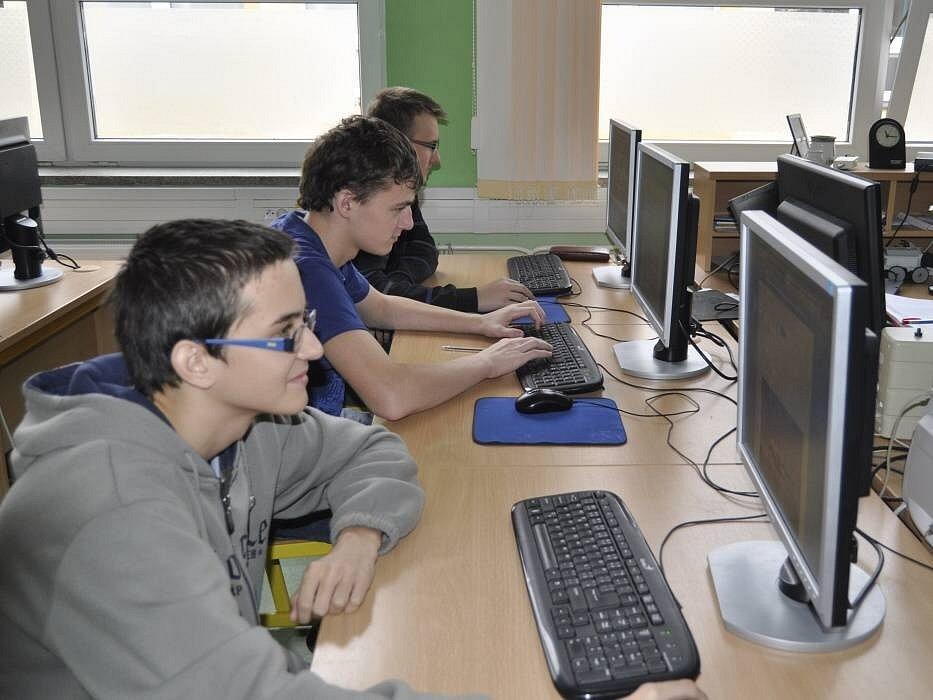 Den otevřených dveří na Střední škole technické v Přerově