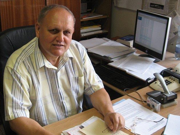 Jaromír Dohnal, starosta obce Soběchleby