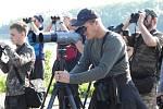 První podzimní ornitologická exkurze 2021.