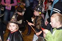 Do Lipníka se slétli čarodějové a čarodějnice.