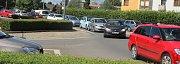 Dlouhé kolony ve městě způsobila porucha kamionu v ulici Olomoucká v Přerově