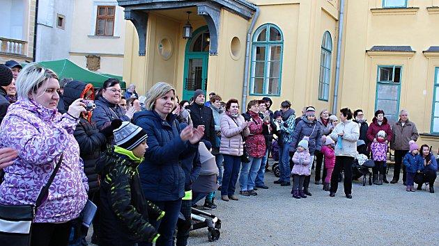 Vánoce na zámku v Tovačově o víkendu 8. a 9. prosince
