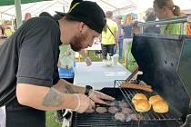 Nultý ročník Football Food Festivalu ve Vlkoši