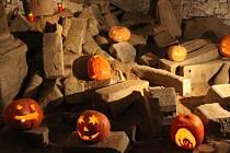 Tvůrčí Halloween si v pátek 31. října na zámku v Hustopečích nad Bečvou užili děti i dospělí.