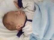 Lukáš Jakubec, Sobíšky, narozen 6. ledna 2019 v Přerově, míra 53 cm, váha 3640 gramů.