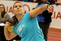 Přerovská atletka Barbora Zatloukalová