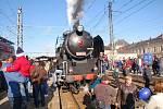 170. výročí železnice v Přerově