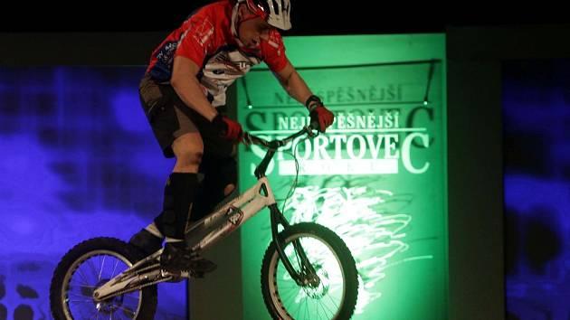 Vyhlášení Nejúspěšnějšího sportovce v Přerově. Ilustrační foto