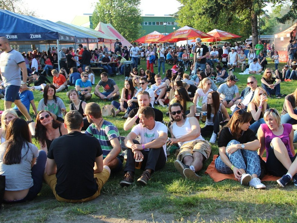 Přerovské pivní slavnosti 2016