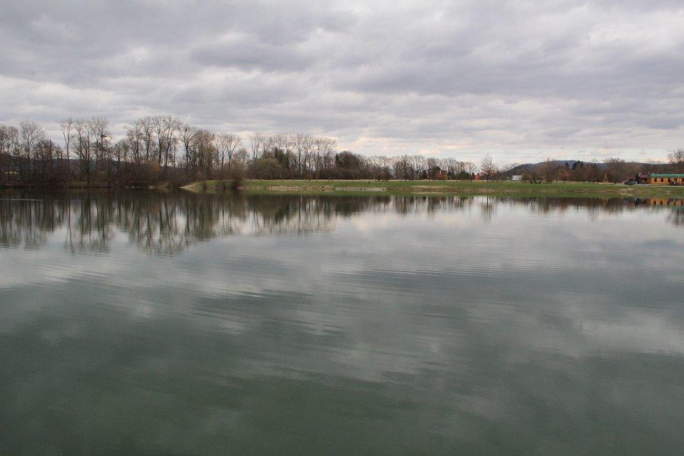 Osecký Jadran na začátku dubna 2021