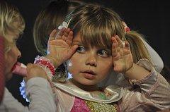 Karneval s Míšou Růžičkovou v Městském domě v Přerově