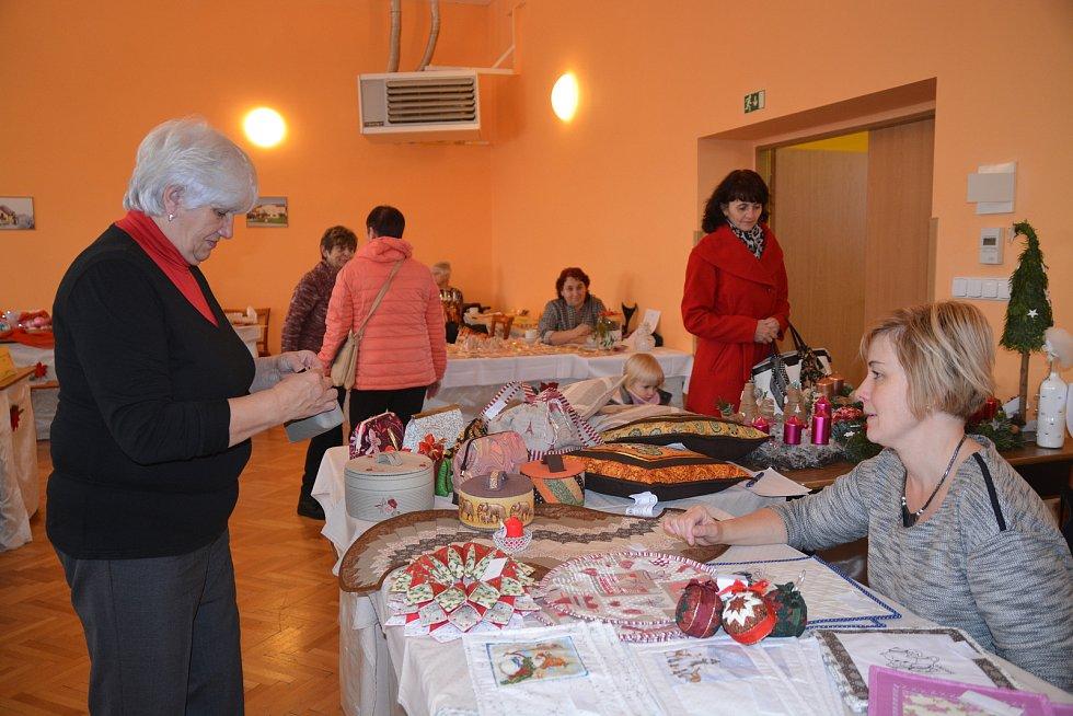 Adventní výstava v Rouském na Hranicku