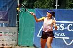 Turnaj ITF žen v Přerově s dotací 25 000 amerických dolarů. Bulharka Elica Kostovová