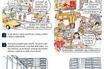 Autorkou ilustrací nové knížky Cesty dětí do staletí je Přerovanka Barbora Botková.