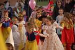 Maškarní karneval v sokolovně v Brodku