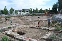 Bádání archeologů v Přerově přináší své ovoce