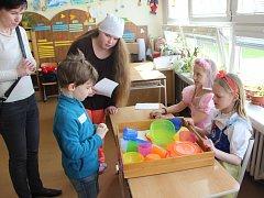 Zápis do prvních tříd na ZŠ Trávník v Přerově