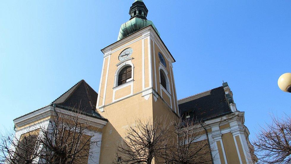 Kostel sv. Vavřince v Přerově