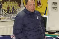 Pavel Sedlák, sportovní manažer a trenér prvního týmu HC ZUBR Přerov