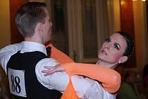 Taneční soutěž Přerovský Zubr 2012