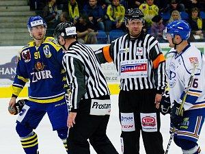 HC Zubr Přerov – HC Stadion Litoměřice 0:2