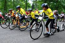 Klub koloběhu Lipník nad Bečvou v Holandsku