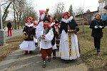 V Přerově hodili zimu do Bečvy