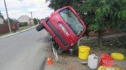 Nehoda v Prosenicích